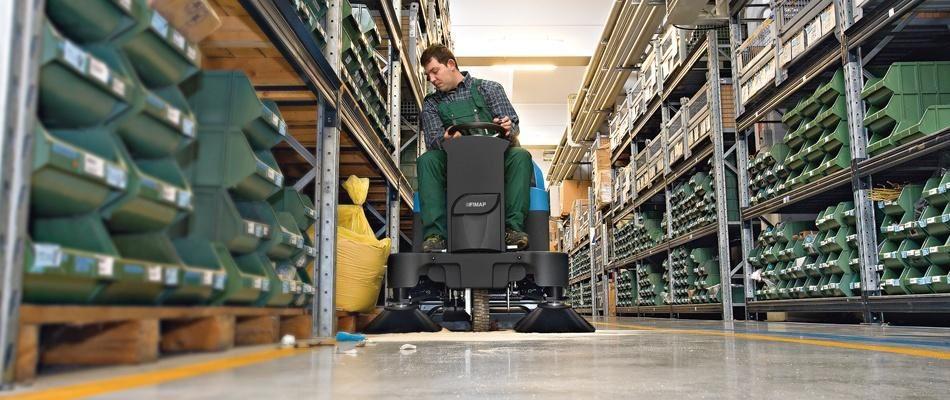 FloorSrubbersToronto-Sweepers